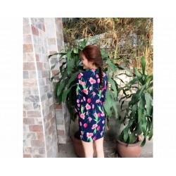 Đầm lua hoa 109