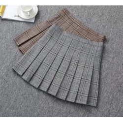 Plaid skirt 1103