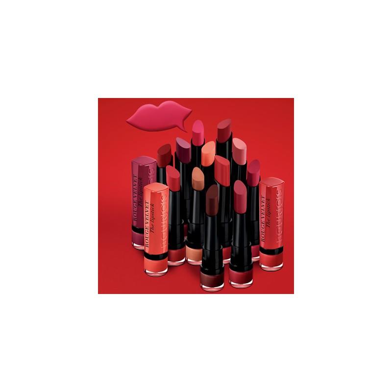 Son Môi Bourjois Rouge Velvet The Lipstick