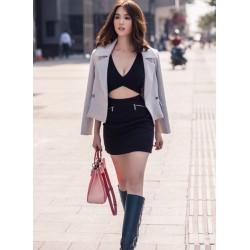 Đầm ngan sexy ngoc trinh