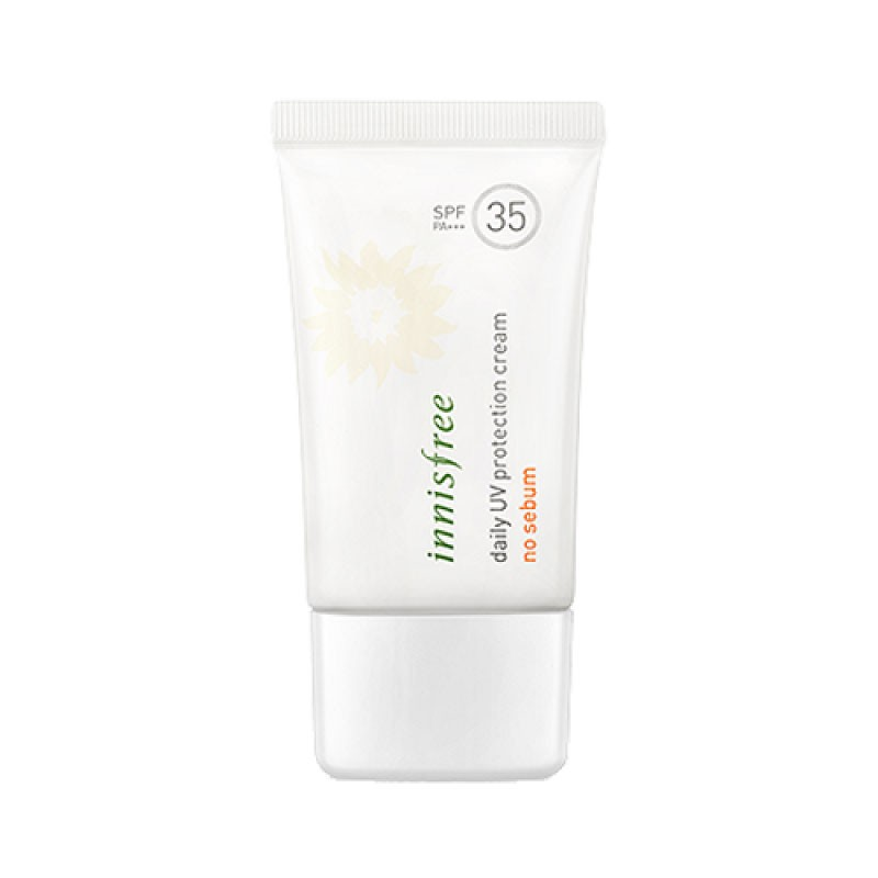 Daily uv protection cream SPF35+/PA+++ no sebum innisfree