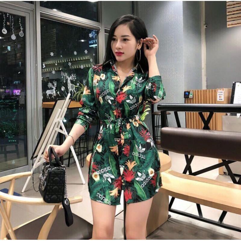 Flower dress Adidas 1336