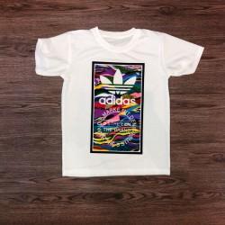 Tee shirt Adidas paint