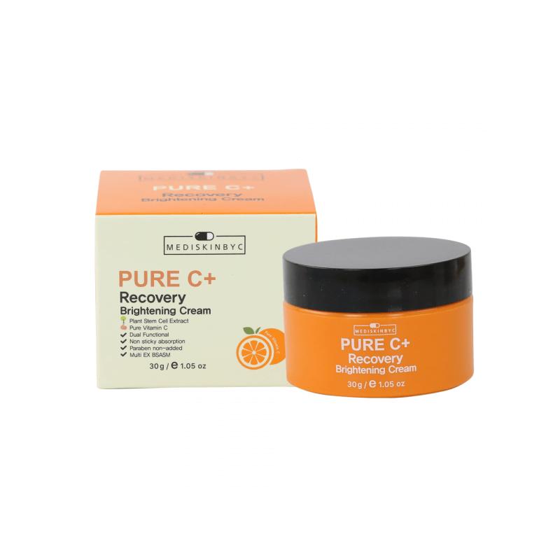 Kem Mediskinbyc Pure C + Recovery Brightening