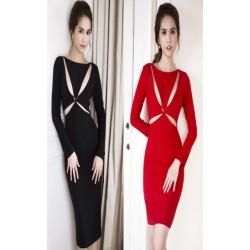 Robe sexy Ngoc Trinh