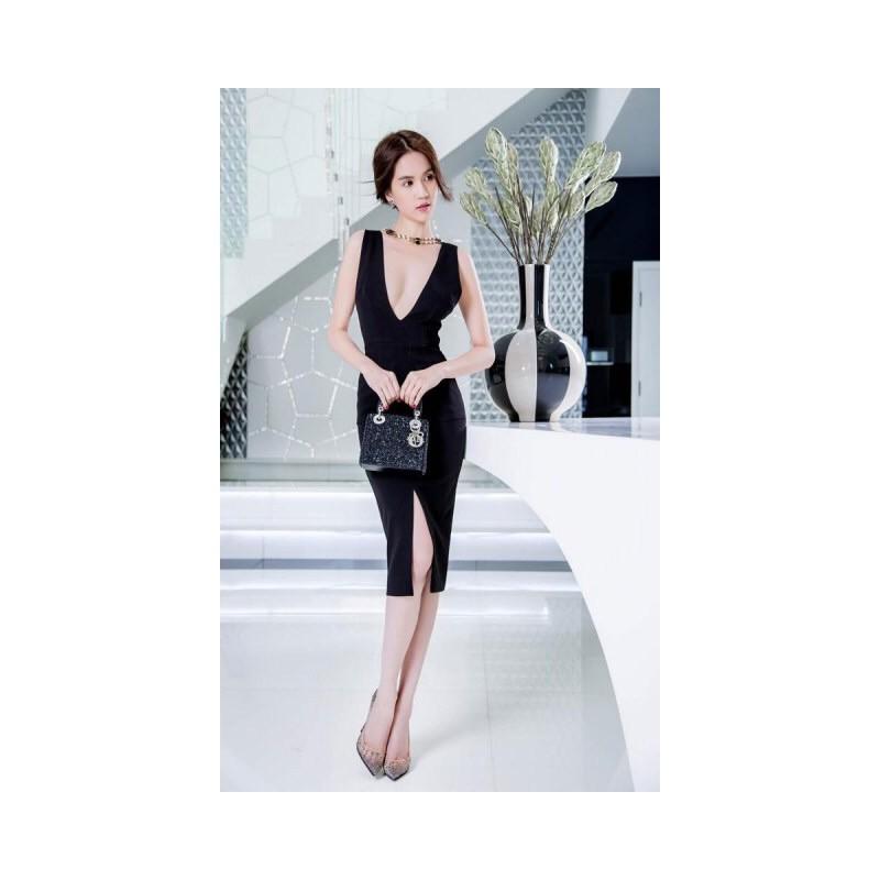 Đầm body Ngoc Trinh