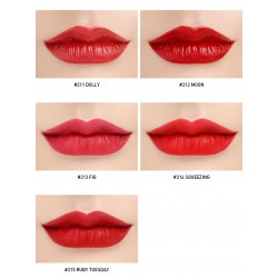 Lipstick 3CE RED RECIPE color