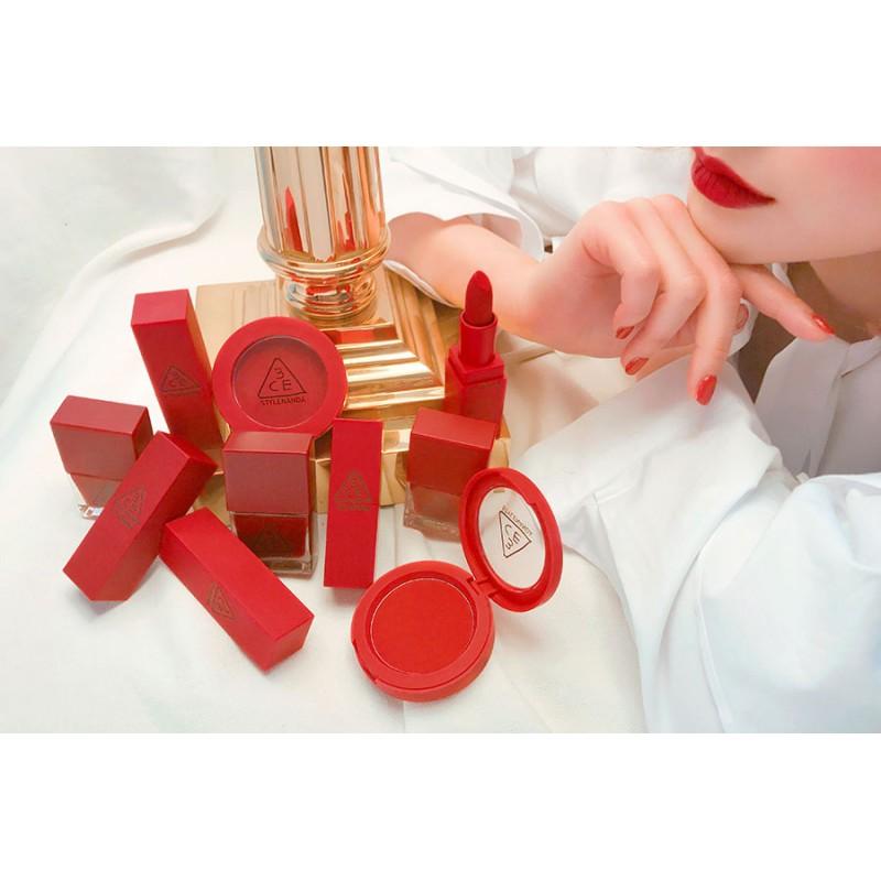 Rouge à lèvres 3CE RED RECIPE 484