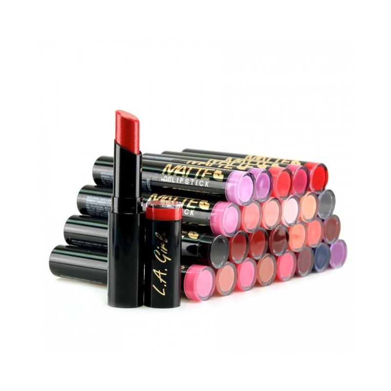 Lipstik L.A. Girl Matte Flat Velvet