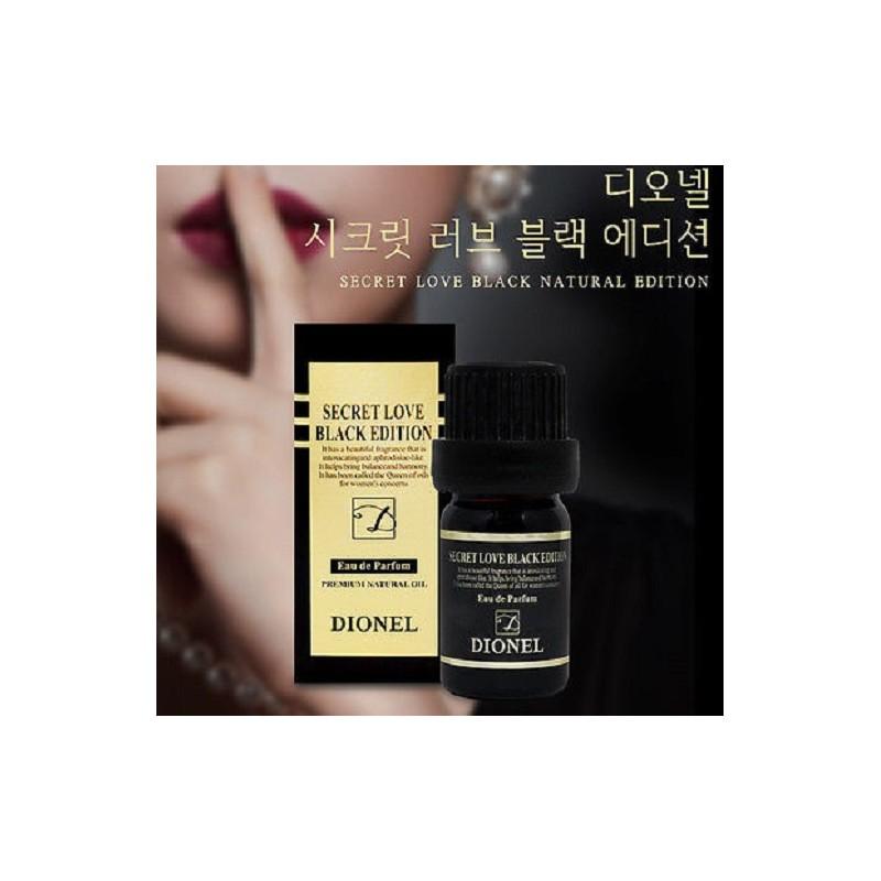 Fragrance Secret Love Black Edition