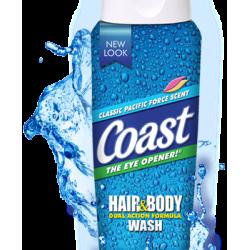 Coast Hair & Body Wash... 864