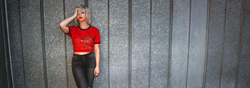 Nos T-shirts à manches courtes | Violet Fashion Shop